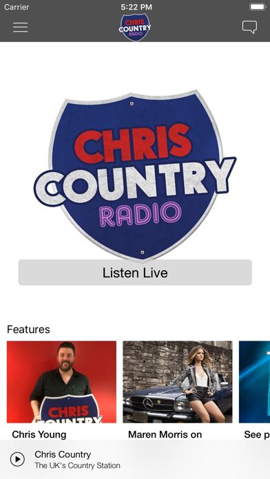 Chris Country screenshot one