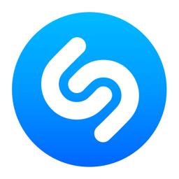 Ícone do app Shazam