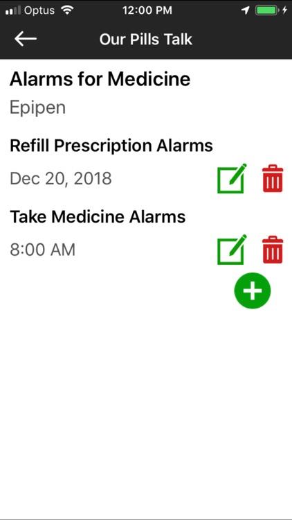 Our Pills Talk Medicine Safety screenshot-3