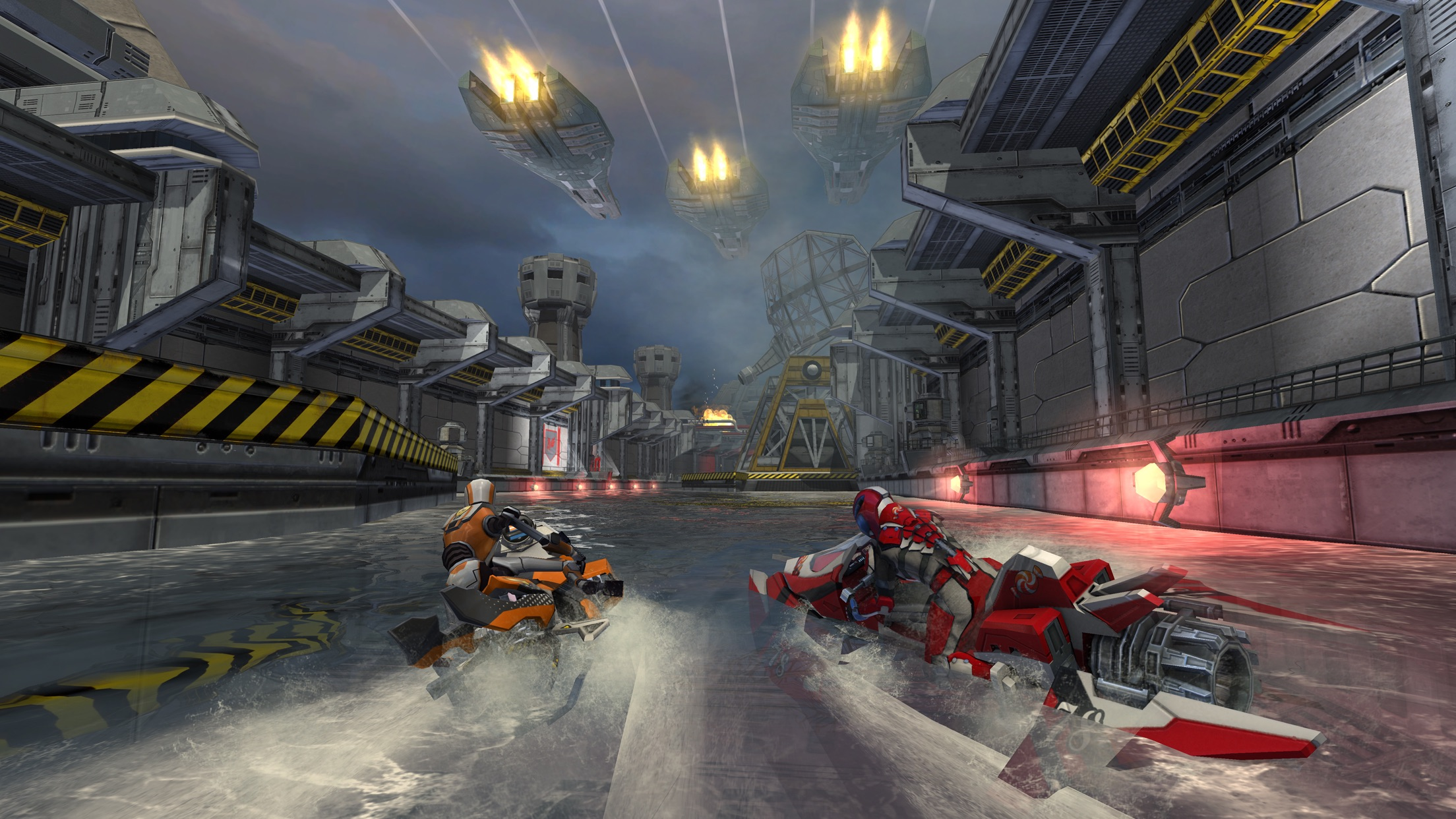 Screenshot do app Riptide GP: Renegade