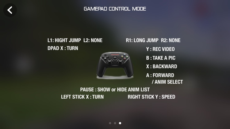 Game Controller Jumping Sumo