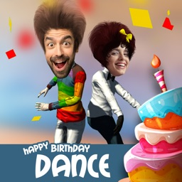 Happy Birthday Dance