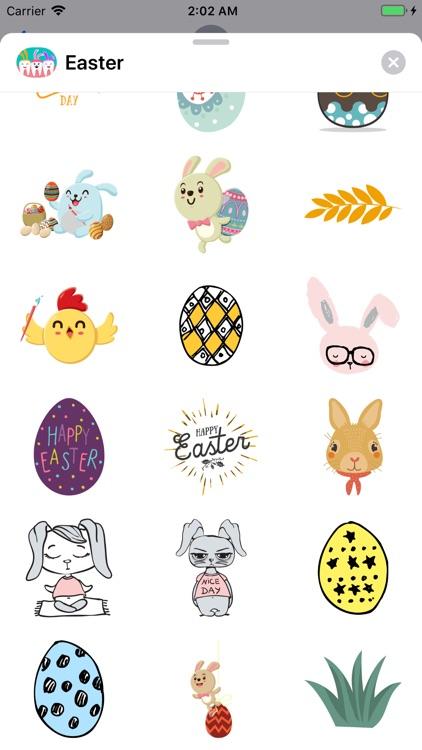 Happy Easter Egg Hunt Greeting