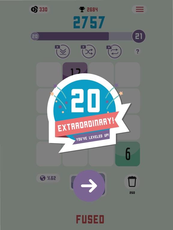 Fused: Number Puzzle screenshot 9