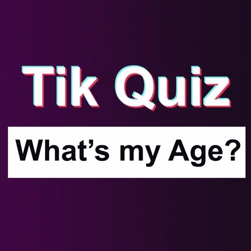 TikQuiz - What's my Age?