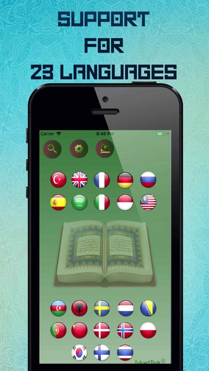 Offline Quran Audio Reader Pro screenshot-4