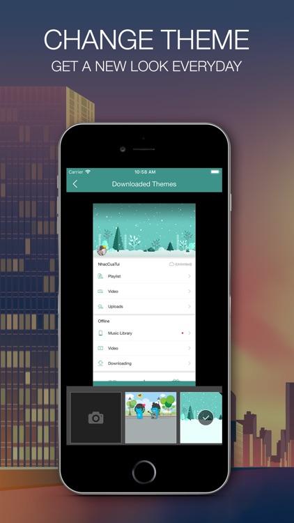 NhacCuaTui - Find MP3 Music screenshot-3
