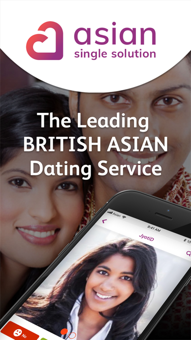 Asian Single Solution Dating screenshot one