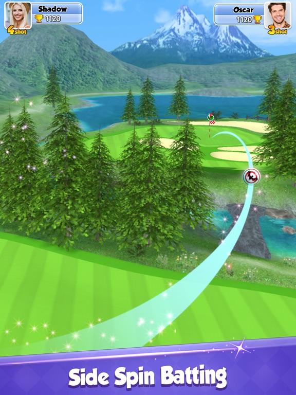 Golf Rival для iPad
