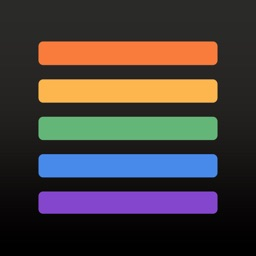 Rainbow TO-DO List & Reminders