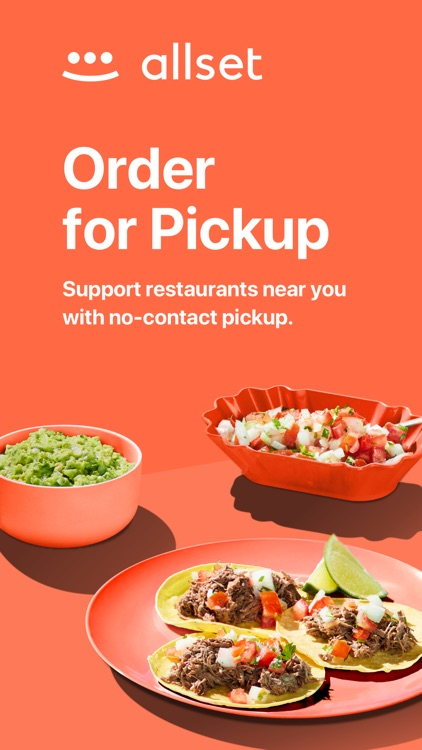 Allset: Food Pickup & Takeout