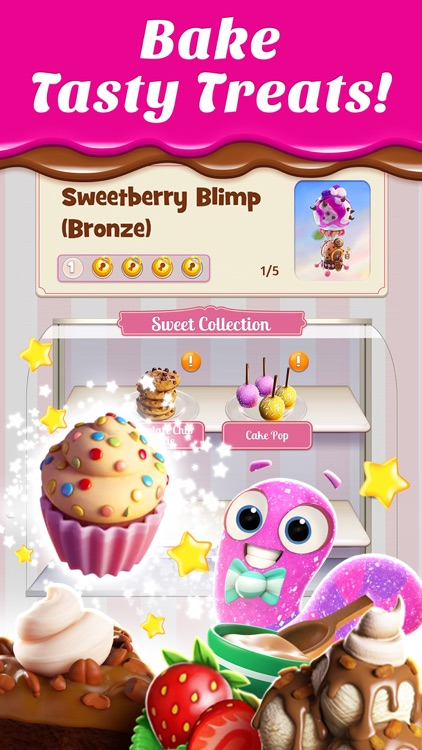 Cookie Jam Blast™ Match 3 Game screenshot-0