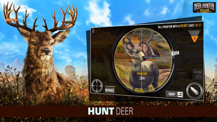 Deer Hunter 2018 screenshot-0