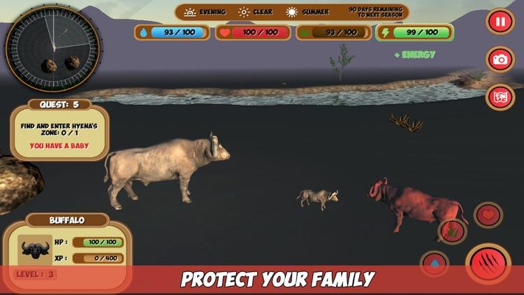 African Animals Simulator screenshot-3
