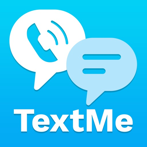 Text Me - Phone Call + Texting by TextMe, Inc