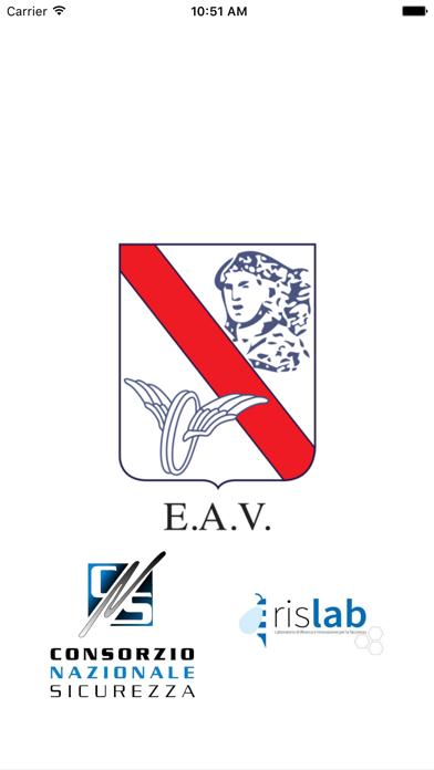 Screenshot of SAM - Sicurezza EAV1