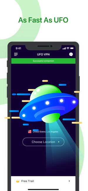 UFO VPN - Super VPN Proxy on the App Store