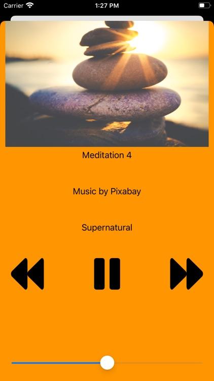 SuperNatural Meditation Music screenshot-4