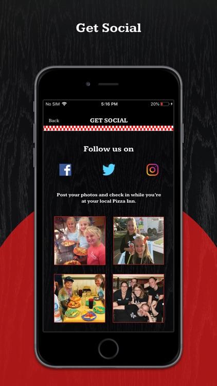 Pizza Inn Rewards screenshot-3