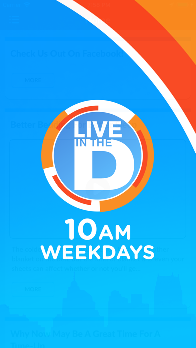 Download Live in the D for Android