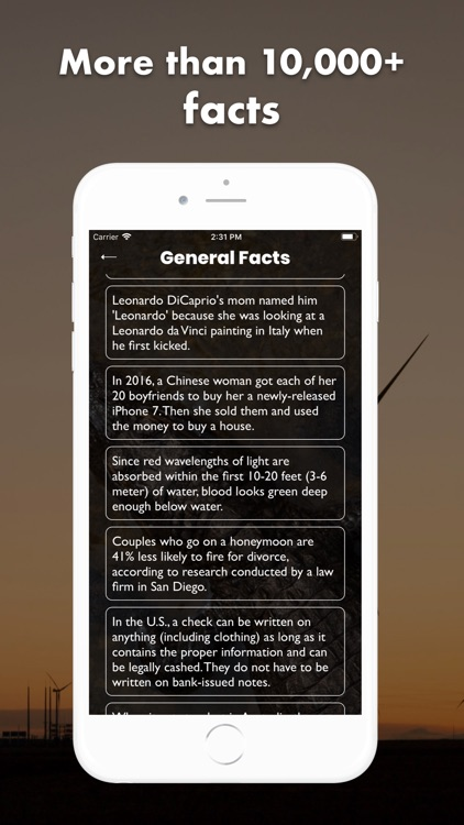 Fact of the day - New Facts screenshot-3