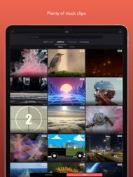 Enlight Videoleap Video Editor ipad images