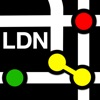 ロンドン地下鉄地図