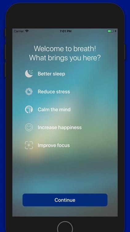 Breathe Meditation & Sleep