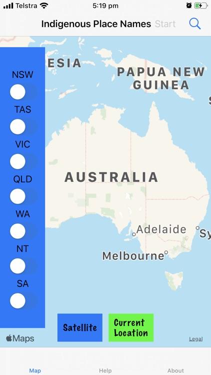 Indigenous Place Names