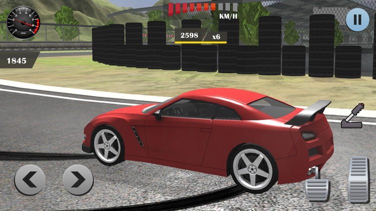 Turbo Car Drift Racing screenshot-4