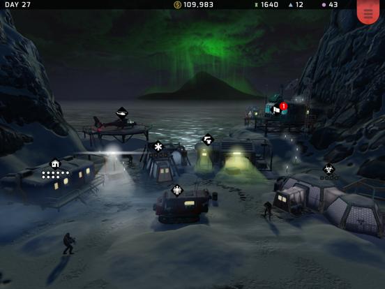 Xenowerk Tactics screenshot 1