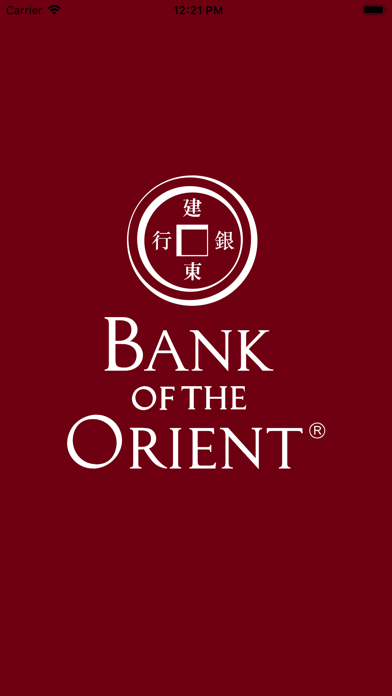 Bank of the Orient Mobile