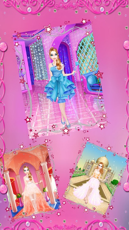 Little Princess Party Makeover screenshot-4
