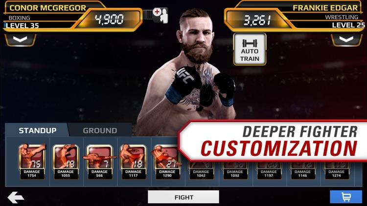 EA SPORTS™ UFC® screenshot-3