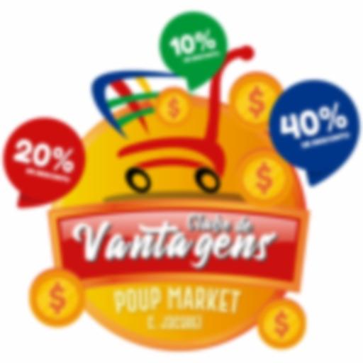 Poup Market app logo