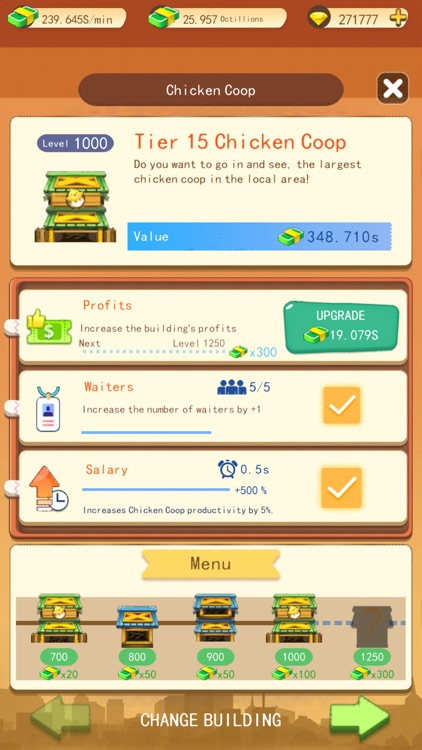 Daily Farm screenshot-4