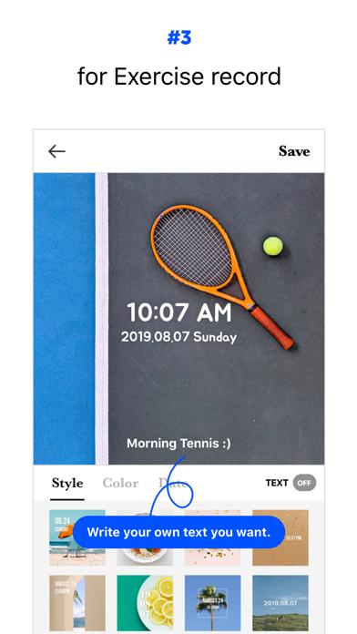 ByTime - Date Stamp screenshot 4