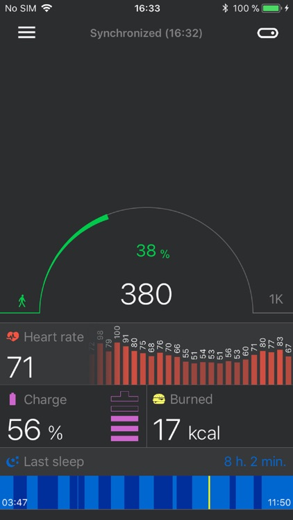 Mi Band Master screenshot-0