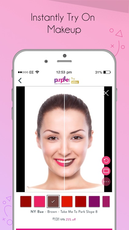 Purplle - Beauty Shopping App screenshot-0