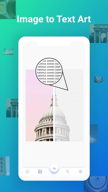 Fonts: Keyboard fonts screenshot-3