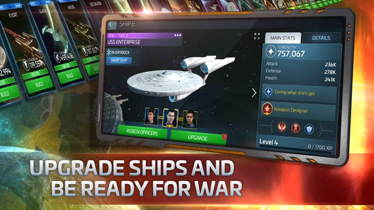Star Trek Fleet Command screenshot-6