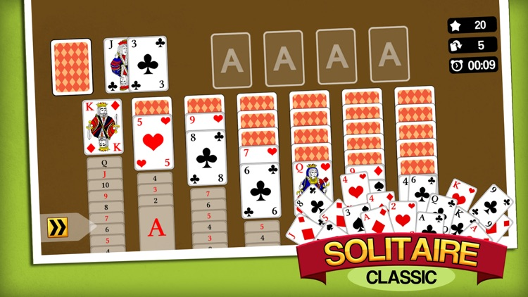 Solitaire Classic. screenshot-2