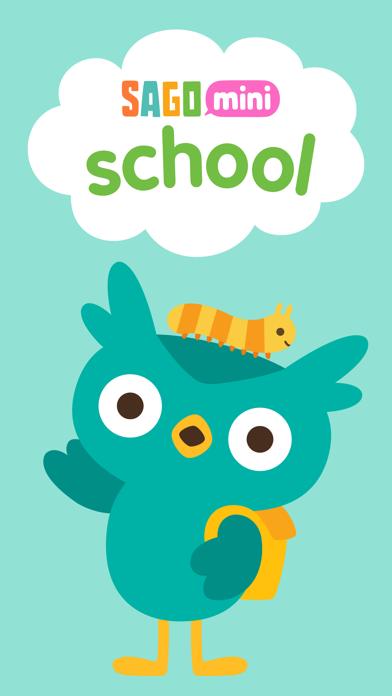 Sago Mini School (Kids 2-5) screenshot 8
