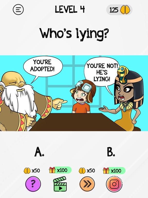 Braindom: Brain Games Test screenshot 13