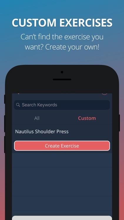 FitTrack - Premium Fitness screenshot-8