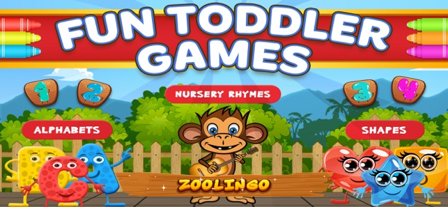 52f69794760 Preschool Games · on the App Store