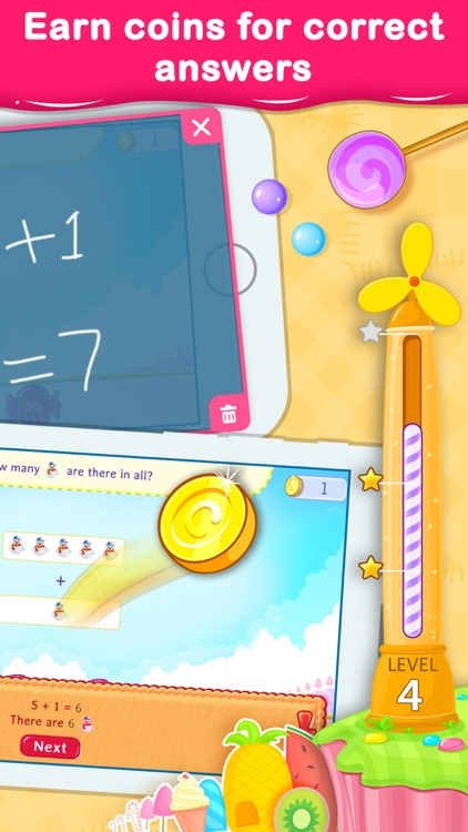 1st Grade Math Learning Games screenshot-6