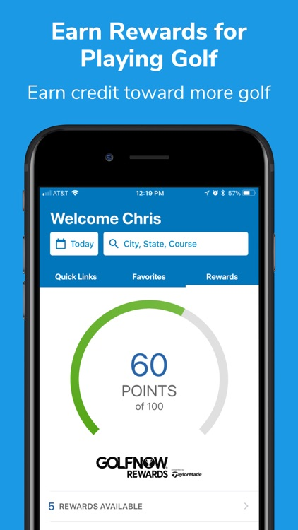 GOLFNOW Book TeeTimes Golf GPS screenshot-3