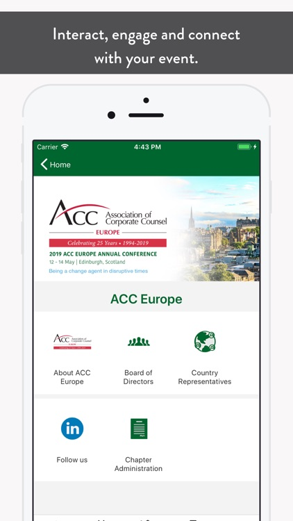 ACC Europe Annual Conference by Association of Corporate