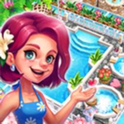 마이리틀파라다이스 : 휴양지 꾸미기 게임